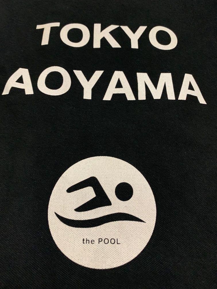 Pool aoyama fragment tote