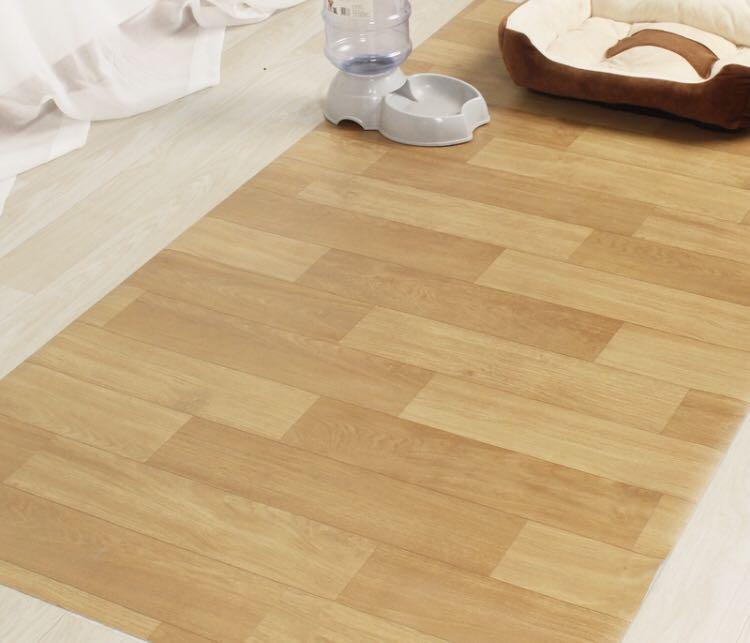 PET PVC waterproof stain proof pet mat / playpen mat