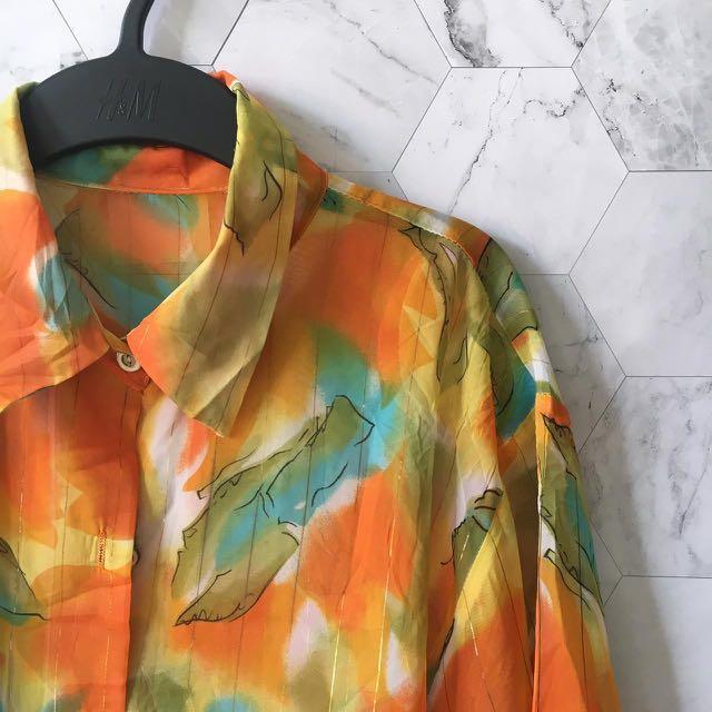 Sparrow Shirt