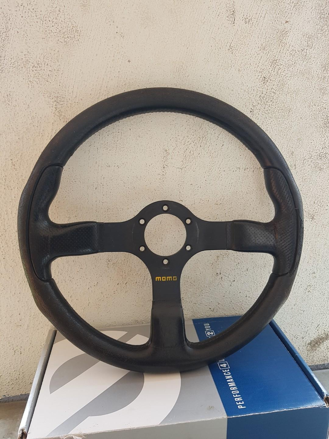 Steering Momo 3 spoke original Italy
