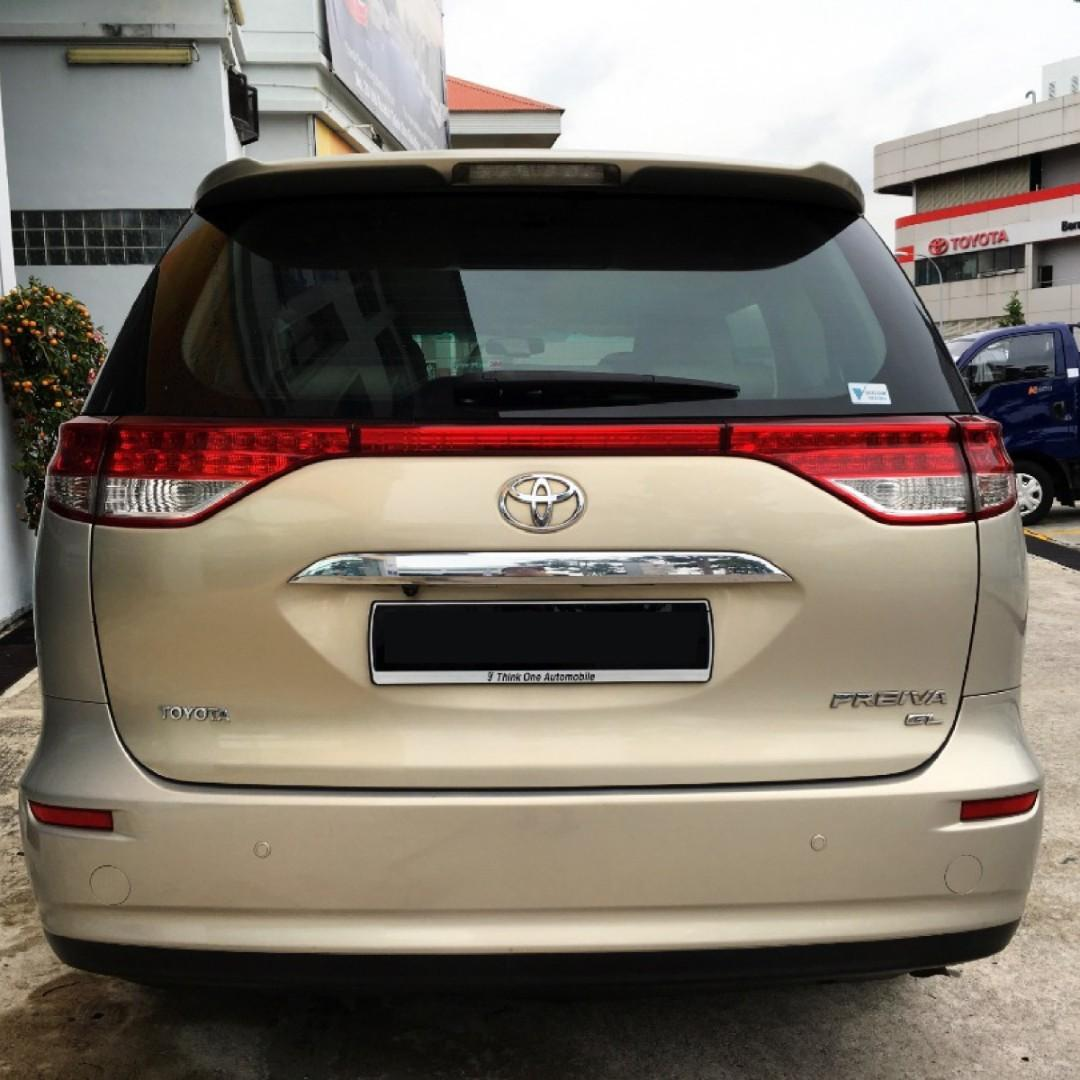 Toyota Previa Aeras 7 Seats MR Lux Auto