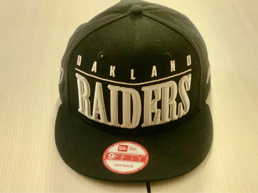 Vintage Raiders snapback