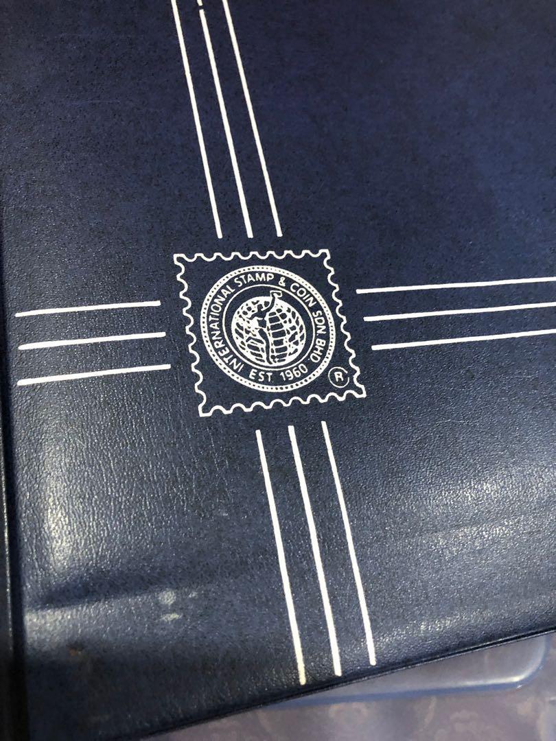 #letgo50 Vintage stamp album-New
