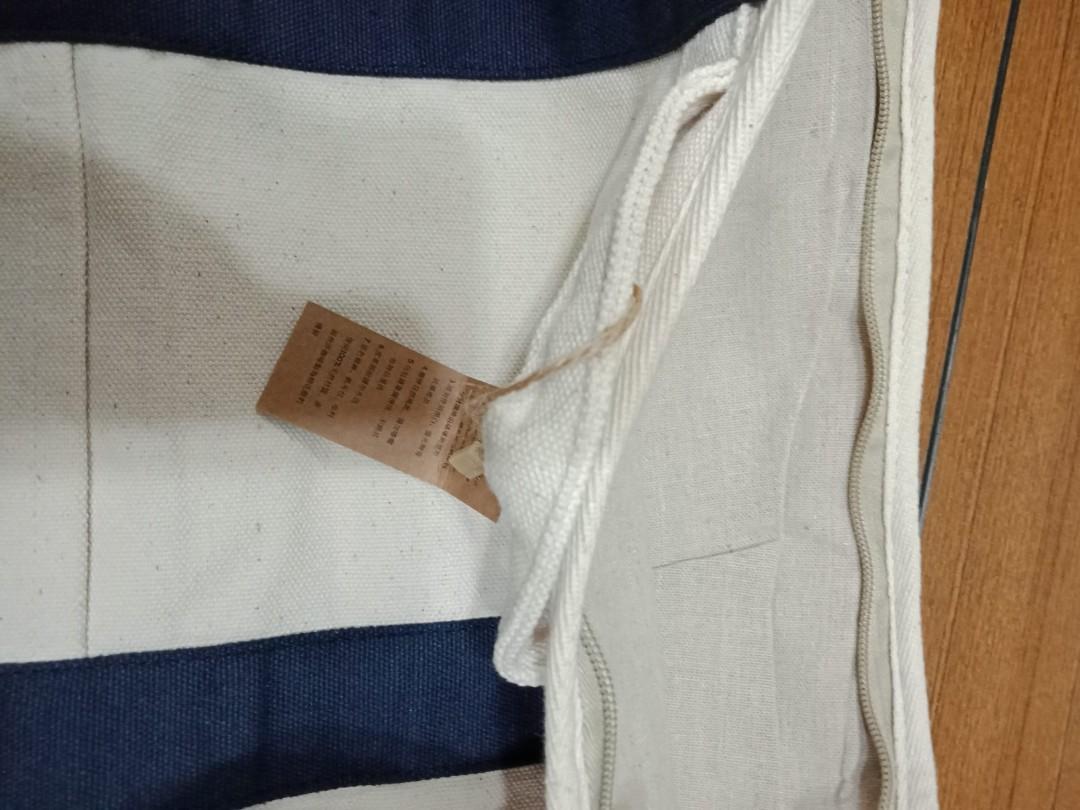 全新手提帆布包,w40*h42*d6cm