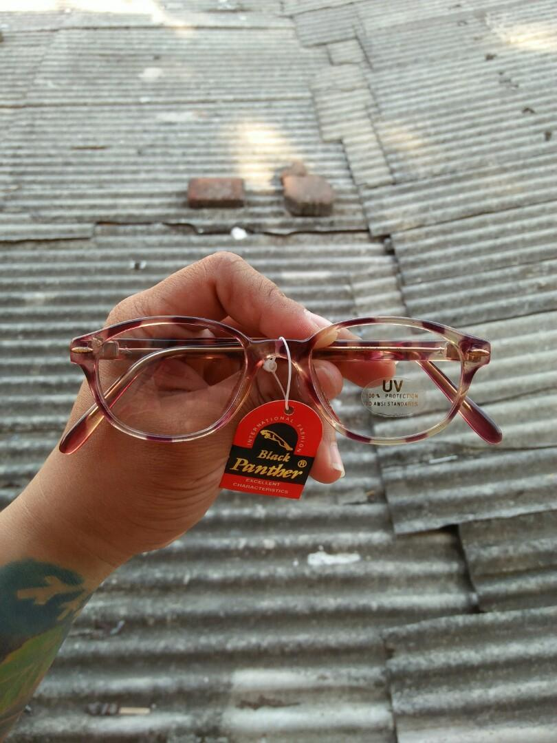 Wayfarer Vintage sunglasses Brand: La' Moda italiano Frame besi tanam dilapisi optyl motif Leopard 100% UV Protection Rare/limited edition Vintage Authentic Unisex(Bisa dipakai untuk cowok/cewek) New old stock