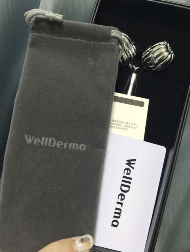 Wellderma 夢蝸微電流緊緻滾輪按摩儀