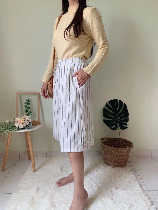 Women long sleeve top pants