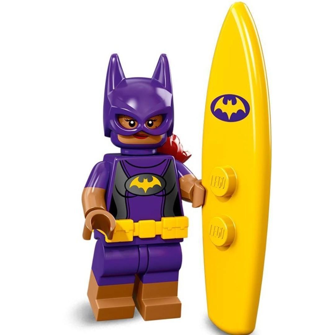 (WTT/WTS) LEGO Batman Series 2 Minifigure 71020 Vacation Batgirl (Accept Trades as well)