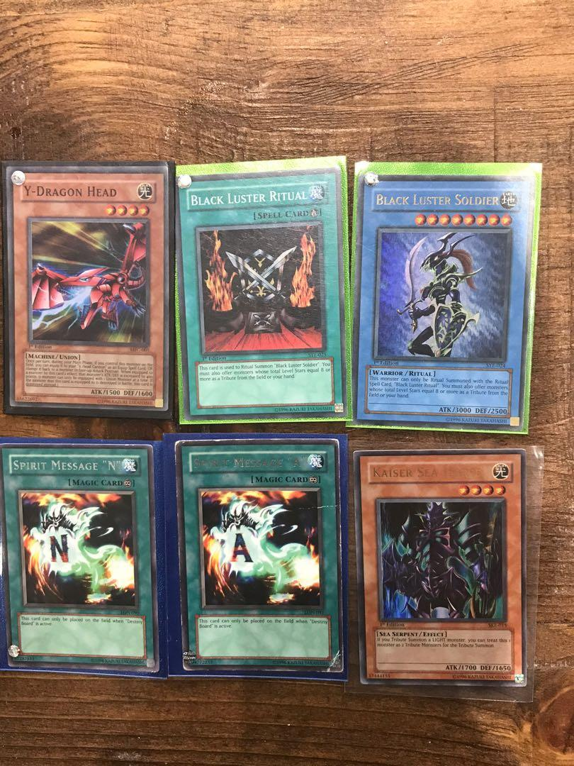 Yugioh collection- about 500 cards- lots of rates, first editions and foils