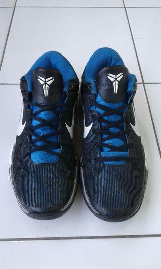 nike kobe 7 system X blue,,,white,,,black.