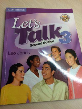 Let's Talk 3  (Second Edition)