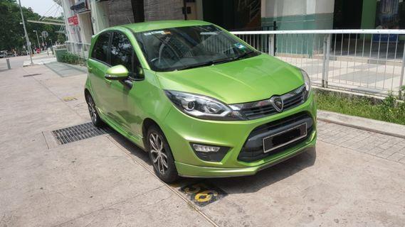 Car Rental - Proton Iriz (A) / Kereta Sewa