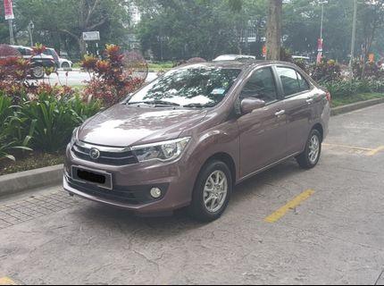 Car Rental - Perodua Bezza (A) / Kereta Sewa