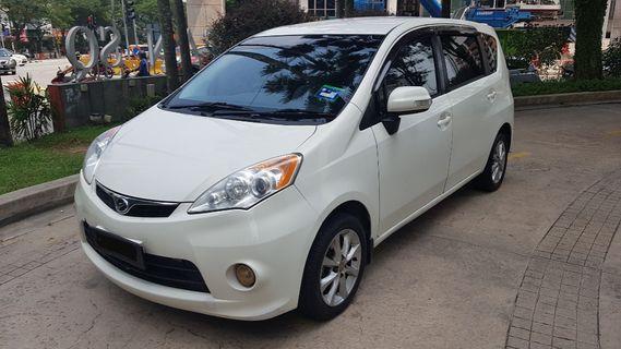 Car Rental - Perodua Alza (A) / Kereta Sewa