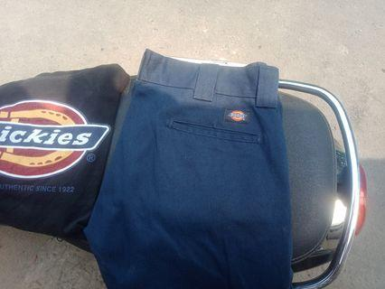 LP dickies 873  navy slim stright