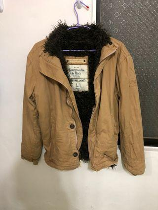 Winter Jacket Abercrombie & Fitch