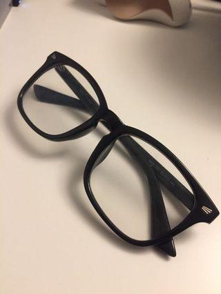 Glasses - blue light filter, non-prescription, for computer screens