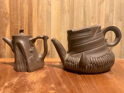 茶壺 尺寸請看說明 圖左已售出