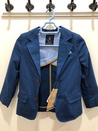 Boy Smart Coat