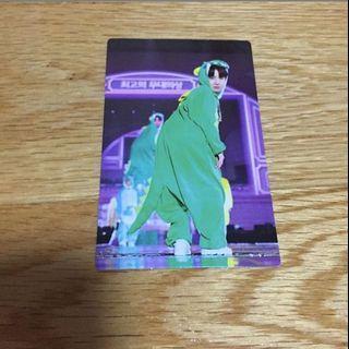 BTS J-hope Photocard