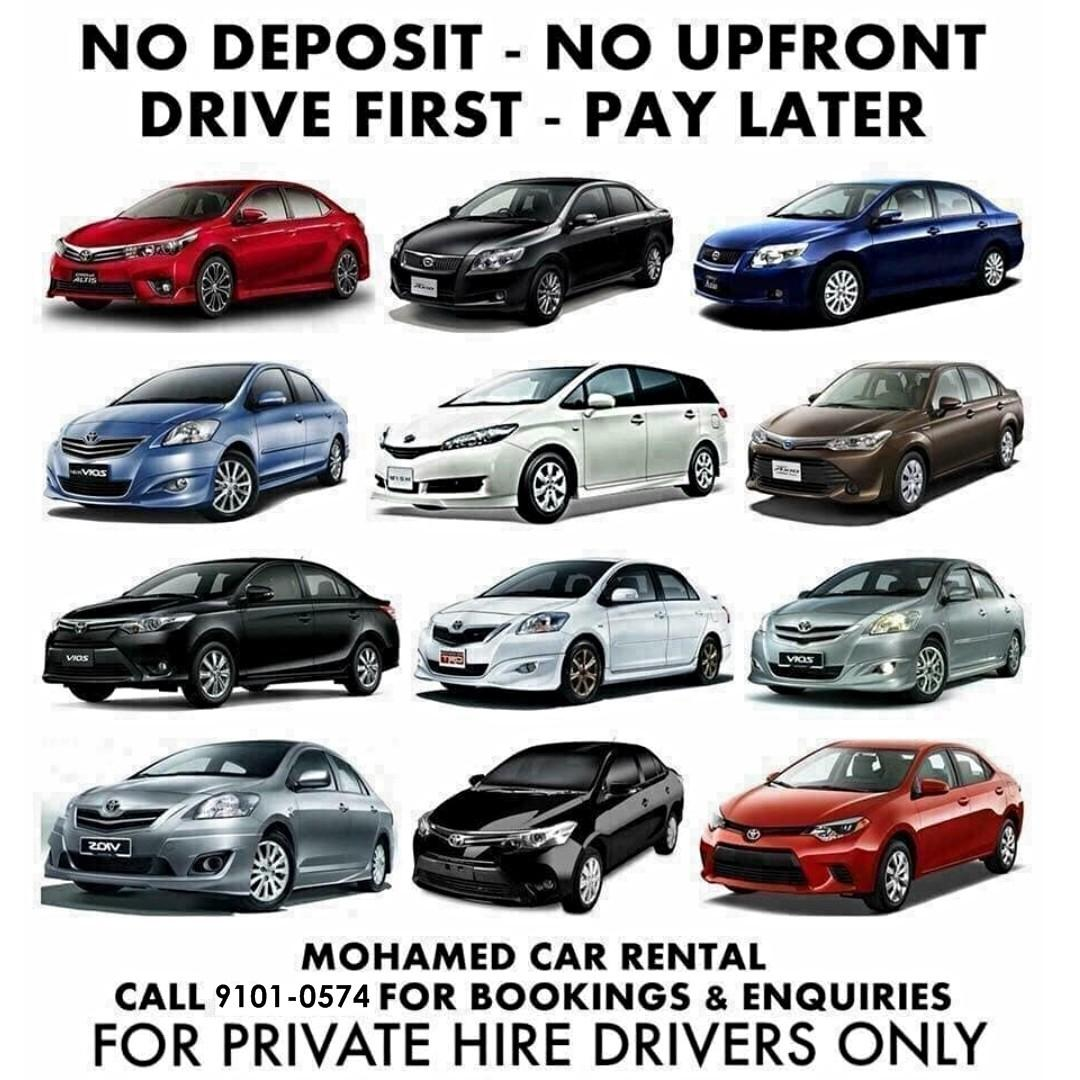 $0 Deposit / $0 Upfront (9101-0574 (STRICTLY NO SMS / CALLS ONLY))