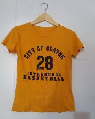 WoMan Original - kaos intramular basketball
