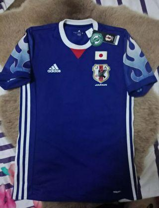 Japan Home 2017 Authentic Limited Edition Shirt
