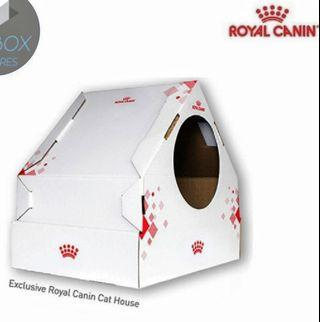 Cat House Box Royal Canin