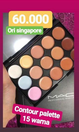 Contour Pallete MAC ori singapore