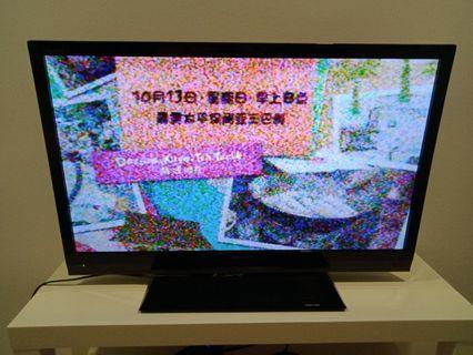 Sharp LED tv