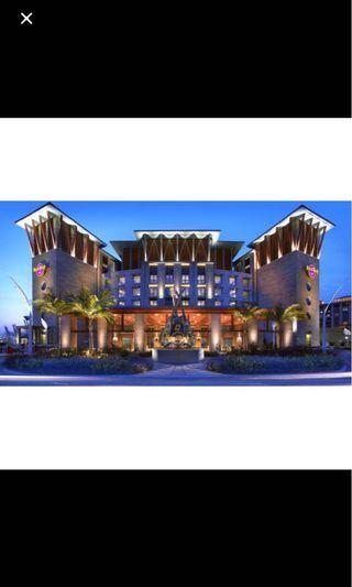 Hard Rock Hotel, Sentosa, Festive & Michael Hotel Deal lll
