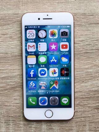 "iPhone 8 64g,Gold 4.7"" no discount 不議價"