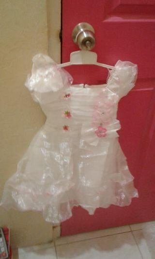 #Dress anak,umur 3-4thm