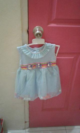 #Dress anak,umur 1 thn