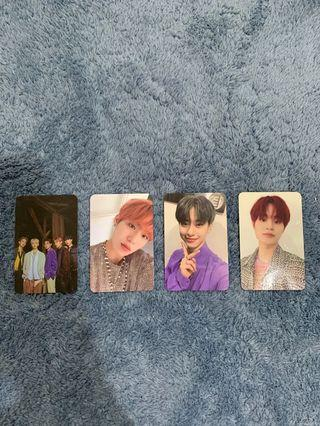 AB6IX offical B:COMPLETE album photocard