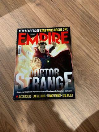 Benedict Cumberbatch magazine