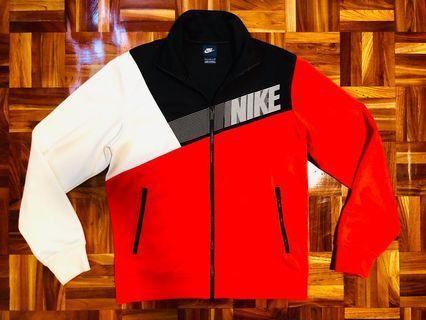 Nike 夾克sports jacket NBA Trail Blazers color運動外套