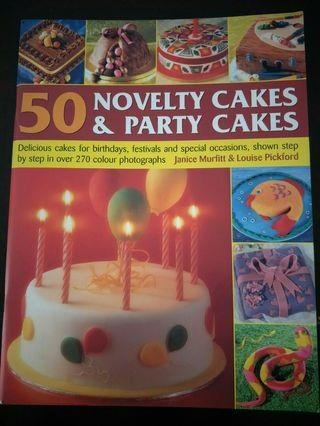 Cakes decorations