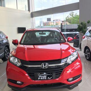 Honda HRV (Promo Akhir Tahun)