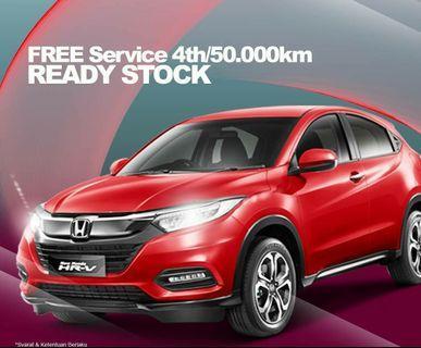 All New Honda HRV
