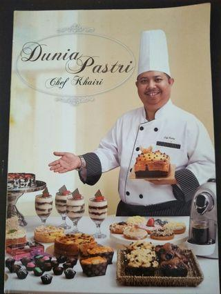 Pastry book