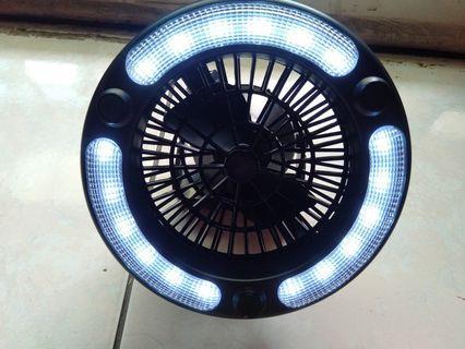 勳風U-Take LED戶外露營燈扇 HF-B060