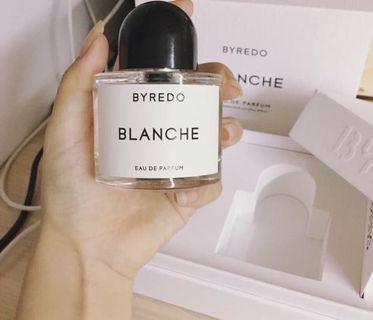 BYREDO BLANCHE 100ml (180€) Authentic