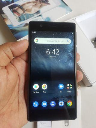 Nokia 3 Ram 2GB Internal 16GB Mulus Like New