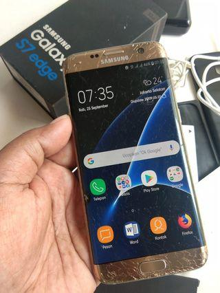Samsung Galaxy S7 Edge SM-G935FD RAM 3/ 32GB Mines Retak