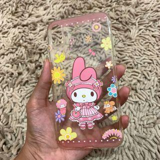 NEW! Sanrio melody iphone XSMAX case softcase