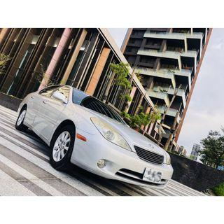 2005 凌志 ES330 企業老闆愛車 正一手車 便宜出售 要買要快