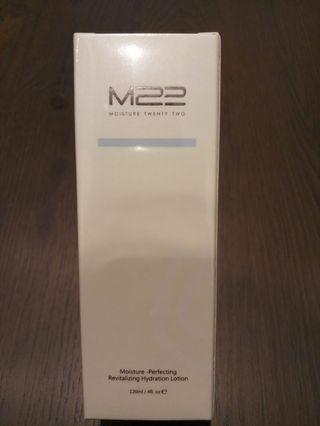 M22 清透保濕乳液