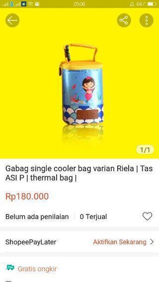 gabag single cooler bag reprice!!!!!!