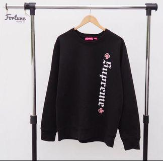 Independent x Supreme Crewneck Original